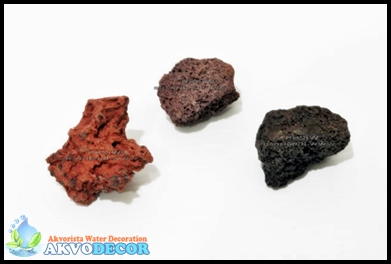 Macam-Macam Batu Material Dekorasi Aquascape