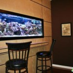 Jasa Pembuatan Aquarium Air Laut untuk Restoran di Jakarta