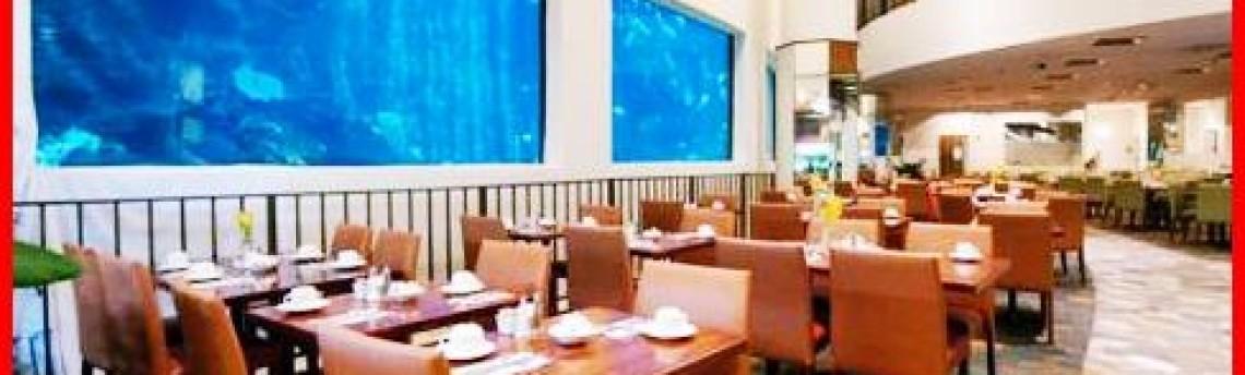 Jasa Pembuatan Aquarium Air Laut untuk Restoran di Tangerang
