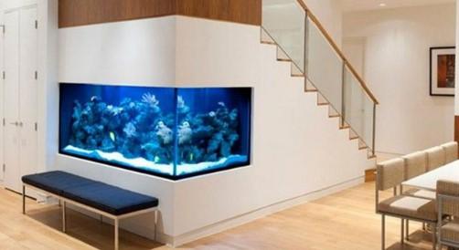 Aquascape Dinding